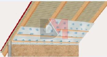 pare vapeur sd 1500 rev tements modernes du toit. Black Bedroom Furniture Sets. Home Design Ideas