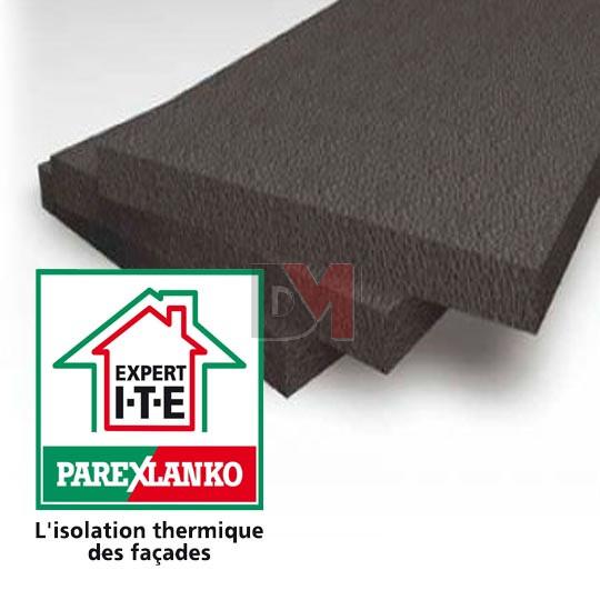 Polystyrene graphite ep 20mm format r 0 for Isolation exterieure polystyrene graphite