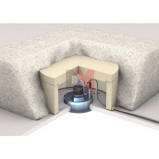 protec spot capot de spot soprema isolation des combles perdus isolation interieure. Black Bedroom Furniture Sets. Home Design Ideas