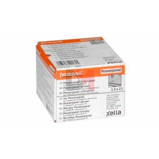 Vis fermacell powerpanel sol te 3 5 x 23 mm boite de 500 for Fermacell sol prix m2