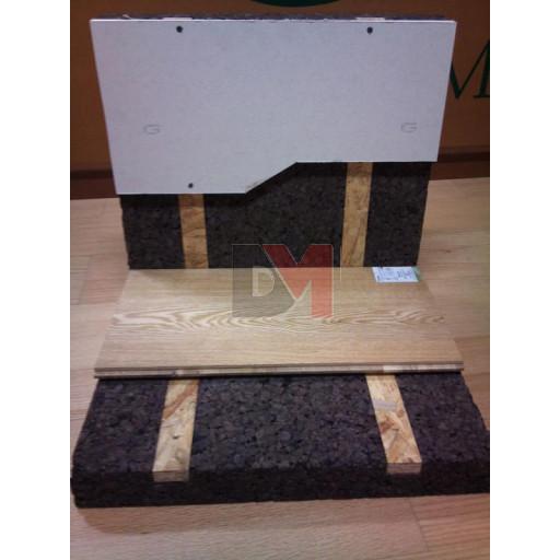 Panneau de li ge expans acermi pr lambourd 50x100cm r 1 25 - Tous les isolants thermiques ...