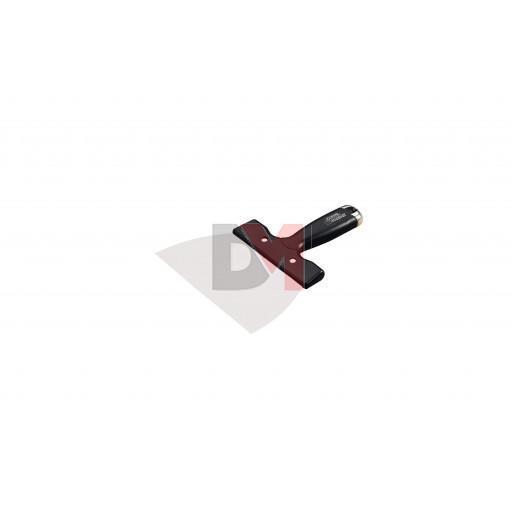 COUTEAU A ENDUIRE INOX PLAST 14 CM