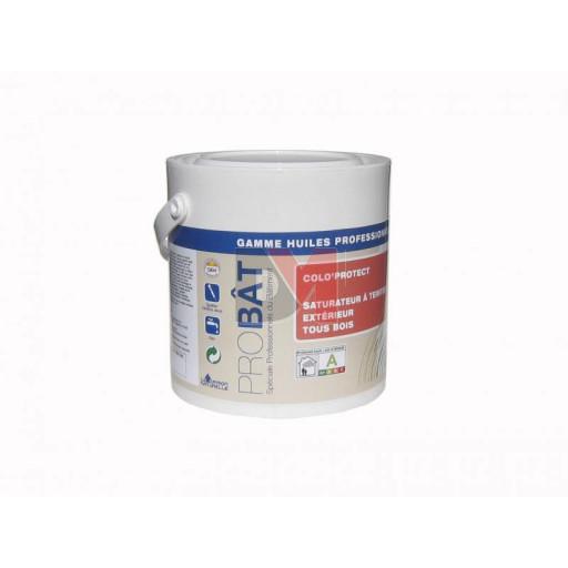 Colo protect saturateur exterieur tous bois a teinter 2l huiles et saturateurs bois produits - Saturateur bois exterieur ...