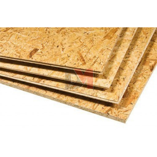 Dalle plancher OSB 3 rainures & languettes | Ep.12mm Format : 2500x625mm