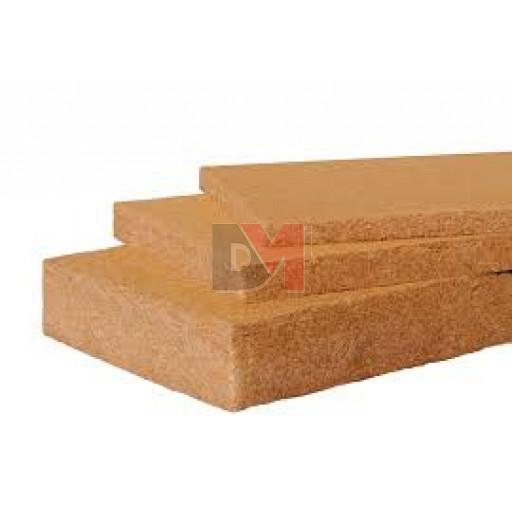 Panneau fibre de bois flexible HOZFLEX | Ep. 60mm 57,5cmx122cm R : 1,58