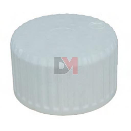 Cylindre de montage non traversant en polystyrène (Outil de fraisage non fourni) diam 70mm