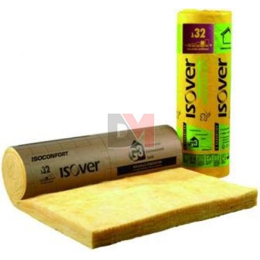 ISOVER ISOCONFORT 32 REVETU KRAFT   Ep.200mm 1,2mx2,2m   R=6,25