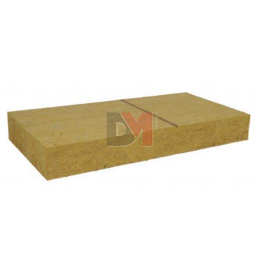 Laine de roche bi-densité   Ep. 120mm   Format : 1.20x0.60   R=3,30 pour ITE PAREXLANKO