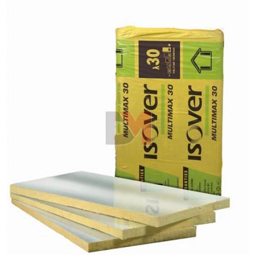 ISOVER MULTIMAX 30 ALU | Ep.45mm 0,6mx1,35m | R=1.5