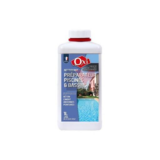 OXI Préparateur piscine 1L