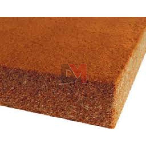 Panneau fibre de bois flexible PAVAFLEX | Ep. 100mm 57,5cmx122cm R : 2,63