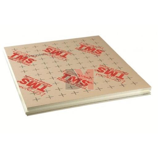 Plaque isolante pour sol EFISOL TMS | Ep.68mm 1200x1000mm | R=3.15