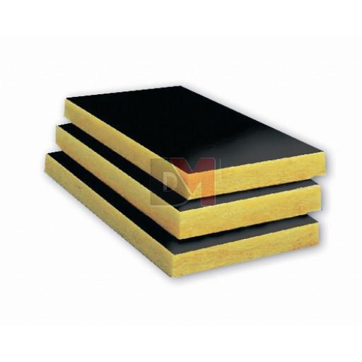 URSA Facade noir 38 P | Ep.75mm 0,6mx1,35m | R=2,00