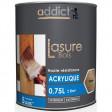 ADDICT Lasure acrylique 0,75L noyer