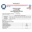 ISONAT FLEX 55 PLUS H   Ep.100mm   Format : 60x122cm   R=2,75 Acermi N° 15/116/984