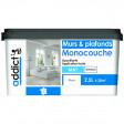 ADDICT Acryl mat monocouche 2,5L blanc
