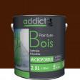 ADDICT Bois 2,5L brun