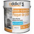 ADDICT Sous-couche acrylique 2,5L blanc