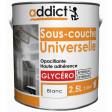 ADDICT Sous-couche universelle 2,5L blanc