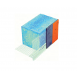 Profilé goutte d'eau pour linteaux en PVC entoilé 2,5 pour finition minces 5mm