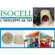 Capot de spot FF120 Isocell
