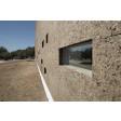 Panneau de liège expansé spécial façade bords droits D=140-160kg/m3   Ep.100mm, 50X100cm