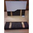 Panneau de liège expansé Acermi pré-lambourdé | Ep.50mm, 50X100cm R : 1,25