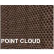 Lot de 6 panneaux MD Façade Intér/Extér 50x100cm POINT CLOUD ep.50mm