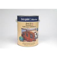 HUILE POUR BOIS EXTERIEUR - BATEAU 0,75L BIOPIN-HB3 de Biopin