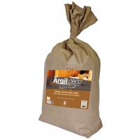 ARGIL DECO – ENDUIT A L'ARGILE TERRE GREGE SAC 25KG DEFI-H9301-25 de Houillères de cruéjouls