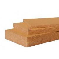 Panneau fibre de bois flexible HOZFLEX | Ep. 80mm 57,5cmx122cm R : 2,11 HOMATHERM FLEX-80 de Pavatex