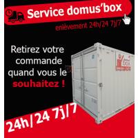 Domus box pour enlèvement et retour de produit DOMUS-BOX de Non