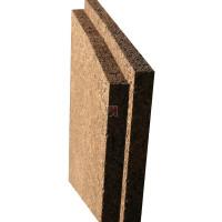 Panneau isolant de liège expansé Acermi Amorim Corkisol bords mi-bois | Ep.110mm, 50X100cm R : 2,75  AMOR-TLG110RL de Amorim