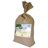 PEINTURE À L'ARGILE BLANC SAC 15kg DEFI-H9401-15S de Houillères de cruéjouls