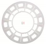 Rosace Large W-RL diamètre 90mm (boite de 200 pièces) W_5921000090 de Wurth
