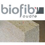 BIOFIB OUATE | Ep.45mm 1,25x0,6mm | R=1,12  BIOFIBOUATE45-60X125-BIOOT45P de Biofib