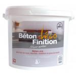 Kit béton déco enduit béton ciré blanc à teinter avec pigment - Seaux de 5kg DEFI-H7017-5 de Houillères de cruéjouls
