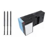 Elément pour fixation des gonds de volet pour ép isolant 100mm PAREX-IEFG100 de Parexlanko