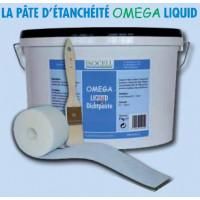 OMEGA LIQUID Pâte d'étanchéité 7kg ISOCELL-3ISOL de Isocell
