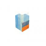 Profilé d'angle en PVC entoilé - finitions minces - 2,5ML | Boites de 50 pces PAREX-IA9 de Parexlanko