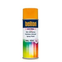 BELTON Spectral mat 400ml RAL 9005 noir foncé  DELZ-BEL-57201000NRMT de BELTON