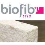BIOFIB TRIO   Ep.180mm 1,25x0,6m   R=4,6 Acermi N° 14/130/962 BIOFIBTRIO180-60X125-BIOT180P de Biofib