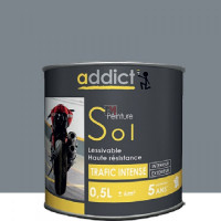 ADDICT Sol 0,5L gris DELZ-ADD-51500630SOUR de ADDICT