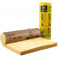 ISOVER ISOCONFORT 35 REVETU KRAFT | Ep.180mm 1,2mx3,3m | R=5,1 ISOV-85094-ISOCONFORT 35 REVETU KRAFT-180 de Isover