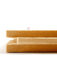 Panneau pare-pluie ISONAT DUOPROTECT d=180kg/m3  | Ep.22mm -  2485mm x 585mm R : 0,50 ISONAT-DUOPROT-RL22-12018 de Isonat