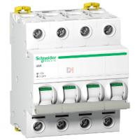 Acti9, iSW interrupteur-sectionneur 4P 40A 415VAC  SCHN-A9S65440 de Schneider Electric