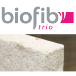 BIOFIB TRIO | Ep.145mm 1,25x0,6m | R=3,7 Acermi N° 14/130/962 BIOFIBTRIO145-60X125-BIOT145P de Biofib