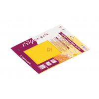 Papier de verre à poncer Corindon jaune grain 80 - poignée OUTILP-283080 de Outil Parfait
