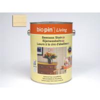 LASURE A LA CIRE D'ABEILLE 2,5L BLANCHE BIOPIN-LCA502 de Biopin