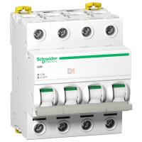 Acti9, iSW interrupteur-sectionneur 4P 63A 415VAC SCHN-A9S65463 de Schneider Electric